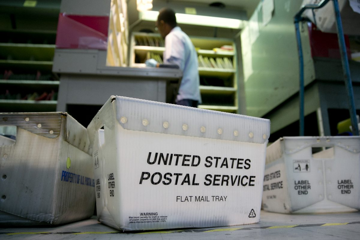 U S  Postal Service marks 11 straight years of financial