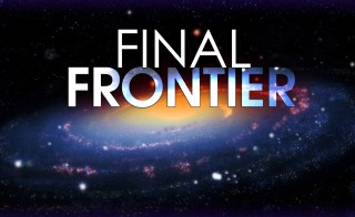 FINAL FRONTIER monitor space