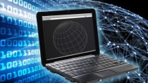 HACKING AWAY monitor internet