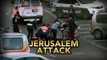 JERUSALEM ATTACK  monitor