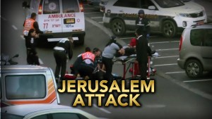 JERUSALEM ATTACK  monitor