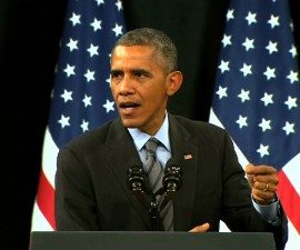 President Obama's immigration address in Vegas on Friday.