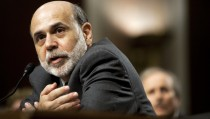 Bernanke Presents Semiannaul Monetary Policy Report To Senate
