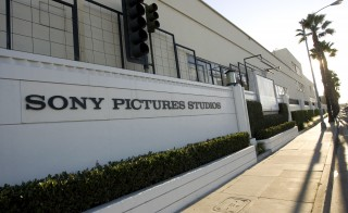 Sony Pictures Studios in Culver City, California, U.S. Photo by Jonathan Alcorn/Bloomberg