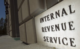 A government watchdog group said that the Internal Revenue Service was at risk for unfairly auditing political and religious groups. Photo by Andrew Harrer/Bloomberg via Getty Images