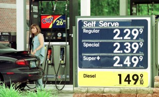 Gas Prices Top $2.25 in Michigan