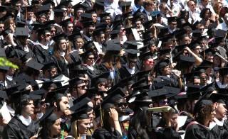 2012 Vassar College Commencement