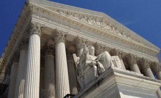 Photo of U.S. Supreme Court building in Washington, D.C., by Chip Somodevilla/Getty Images