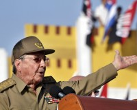 Cuba Marks The 59th Anniversary of Fidel Castro