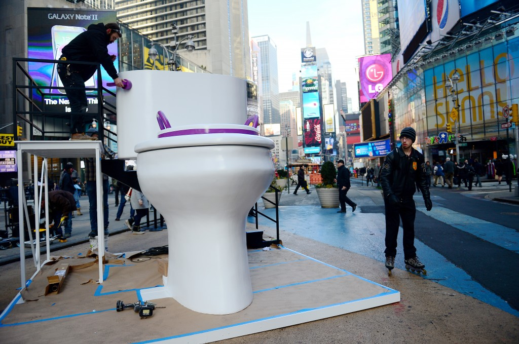 In honor of World Toilet Day, some innovative designs that could change the way we think about commodes.