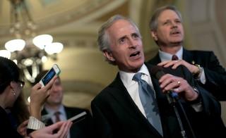 Sens. Corker And Hoeven Speak On Immigration Reform Bill
