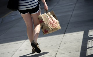 Benefit increases have a positive -- if temporary -- effect on consumer spending. Photo by David Paul Morris/Bloomberg via Getty.