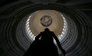 Senate Move On U.S. Spending Bill Sets Up House Obamacare Fight