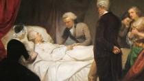 DEATH OF A PRESIDENT Geroge Washington monitor