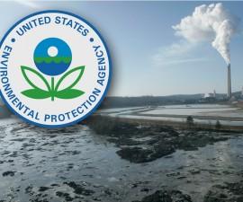 DIRTY BUSINESS monitor coal ash EPA