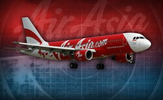 MYSTERY IN THE AIR  monitor air asia