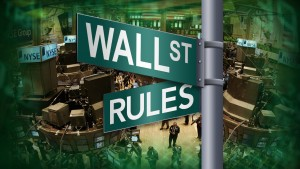 WALL STREET RULES monitor