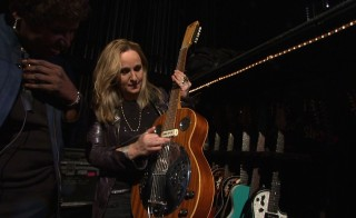 Melissa Etheridge guitars