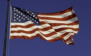 American flag stock photo by Jung-Pang Wu/Getty Images