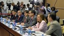 CUBA-US-DIPLOMACY-HISTORIC-TALKS