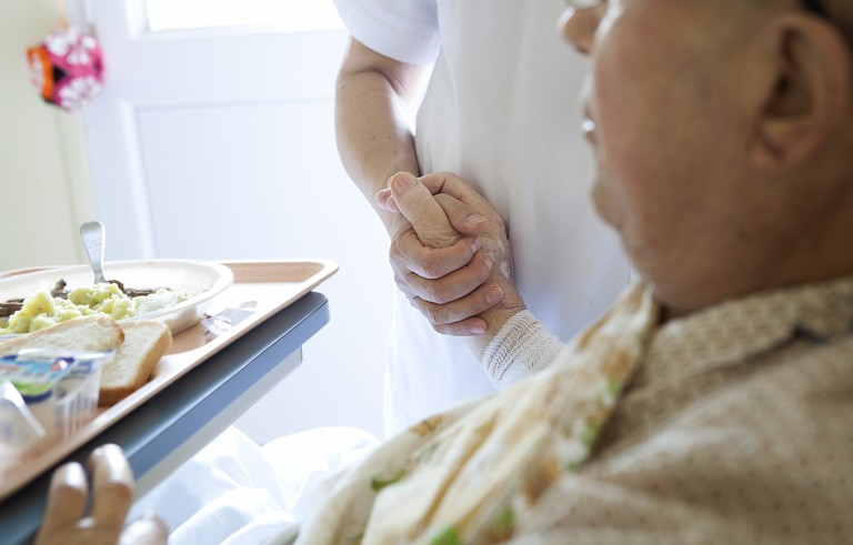 Many families overlook the scope of hospice services available to loved ones and their caregivers. Photo by BSIP/UIG via Getty Images
