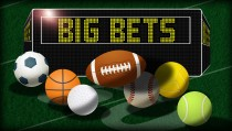 BIG BETS MPNOTOR  SPORTS  2 football in middle