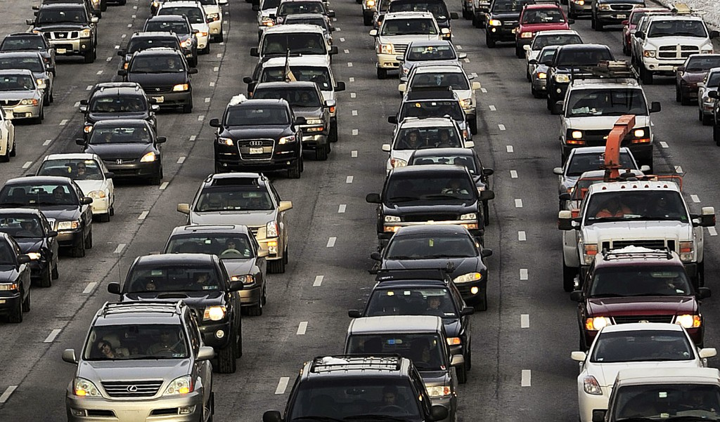 Congress asked for an extension to continue working on a highway and transit bill, the Associated Press reported on Thursday. Photo by Linda Davidson/The Washington Post via Getty Images