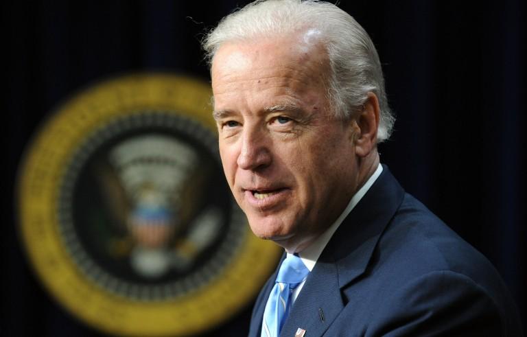 Vice President Joseph Biden; Getty Images