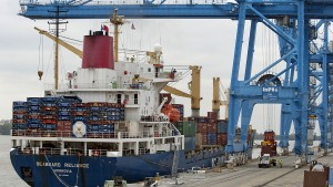 Port of New Orleans Ahead Of Trade Balance Report