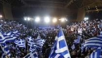 Critical Election greece monitor