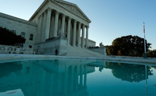 File photo of the U.S. Supreme Court building in Washington, D.C. by Jonathan Ernst/Reuters
