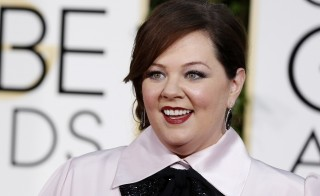 Actress Melissa McCarthy is one of the actresses slated to appear in the third 'Ghostbusters' movie. Photo by REUTERS/Mario Anzuoni.