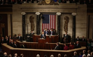 2015 U.S. President Barack Obama delivers his State of the Union address to a joint session of the U.S. Congress on Capitol Hill in Washington. Medical device tax struggles in congress. Photo by Larry Downing/REUTERS