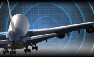 TROUBLED SKIES monitor planes