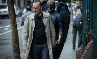 "Michael Keaton is nominated for his lead role in Alejandro González Iñárritu's ""Birdman.""  Photo from Twentieth Century Fox"
