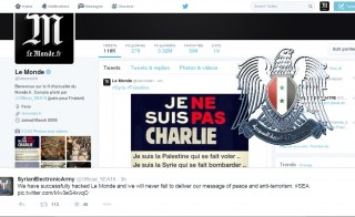 Syrian Electronic Army hack