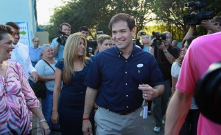 Senator Marco Rubio of Florida. Photo by Joe Raedle/Getty Images.