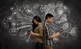 online dating social media love