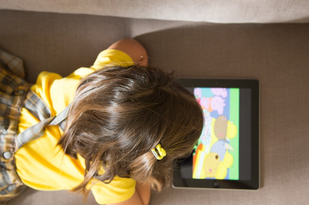 Youtube's new app is designed to answer parents who have asked for more kid-friendly viewing options. Photo by Getty Images
