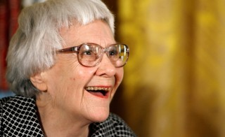 Pulitzer Prize winning author Harper Lee died Friday at the age of 89. Photo by Chip Somodevilla/Getty Images