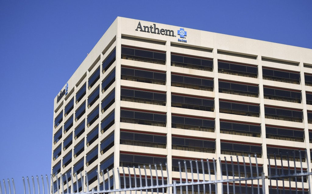 The office building of health insurer Anthem is seen in Los Angeles, California February 5, 2015. This week, a data breach at Anthem compromised the data of 80 million people, prompting calls for cybersecurity standards for health care companies. Photo by Gus Ruelas/Reuters