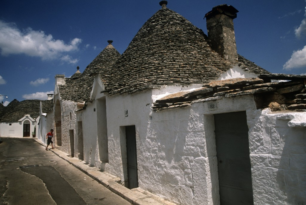 Alberobello is a UNESCO World Heritage Site. Photo By DEA/G. SOSIO/De Agostini/Getty Images