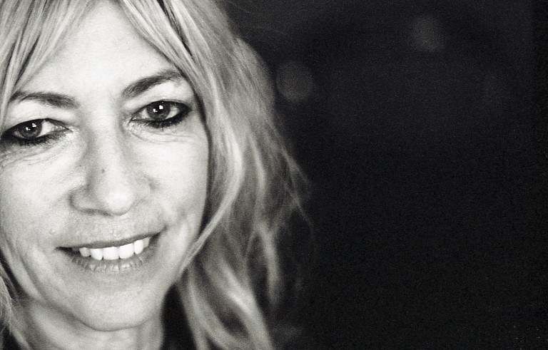 Kim Gordon, 61, is a co-founder of the indie rock band Sonic Youth. Photo by Alisa Smirnova via HarperCollins