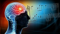 MUSIC FOR THE MIND  monitor  brain