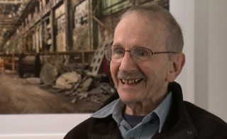 Former U.S. poet laureate, Philip Levine, died at age 87 Saturday morning. Levine spoke about his role as the working man's poet in an interview with PBS NewsHour's Jeffrey Brown in 2010.