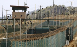 The exterior of Camp Delta is seen at the U.S. Naval Base at Guantanamo Bay, March 6, 2013. The facility is operated by the Joint Task Force Guantanamo and holds prisoners who have been captured in the war in Afghanistan and elsewhere since the Sept. 11, 2001 attacks. Photo by Bob Strong/Reuters