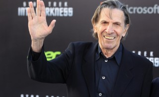 "Leonard Nimoy, who played  the iconic role of Spock in the ""Star Trek"" television series and movie, died at his home on Friday. He was 83."