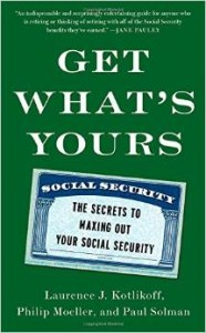Social Security book cover