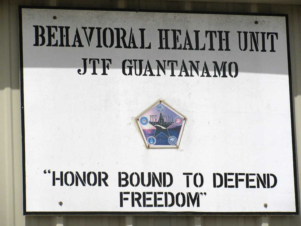 MEDICAL CARE Health care at Guantanamo includes a behavioral health unit, dental and other medical facilities.