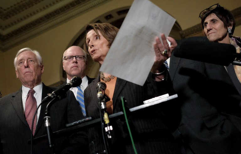 House Fails To Pass Bill Funding Homeland Security Department